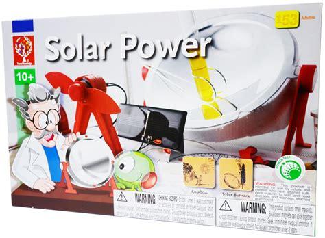 solar power experiment kit electronic kits