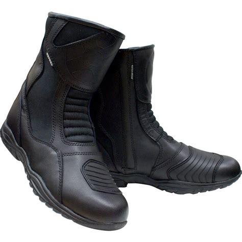 short motorbike boots oxford cheyenne short waterproof motorcycle boots