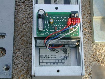 Von duprin DS4010 electro magnetic lock