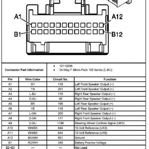 07 Impala Stereo Wiring Diagram by 2004 Chevy Malibu Radio Wiring Diagram Free Wiring Diagram