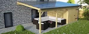 Fertiggaragen Aus Holz : g nstige carports direkt vom hersteller ~ Whattoseeinmadrid.com Haus und Dekorationen