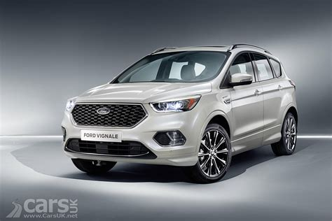 ford kuga 2016 ford kuga s max edge vignale models hit geneva with