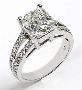 Top 15 designs of princess cut engagement rings for Wedding ring necklace
