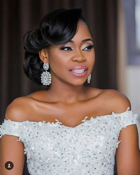 10 ideas about black wedding hairstyles on
