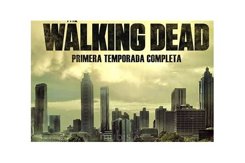 descargar the walking dead primera temporada mega