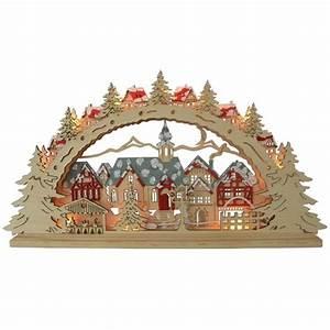 Fensterdeko Aus Holz : weihnachtsdeko winterdorf holz swibbogen fensterdeko beleuchtet weihnachten deko ebay ~ Markanthonyermac.com Haus und Dekorationen