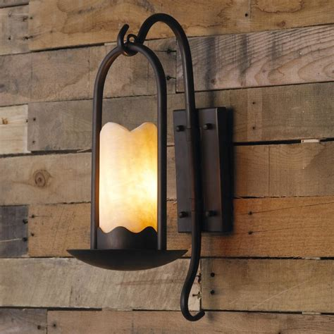 iron branches candle sconce l shades by