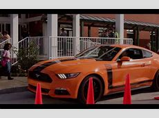 Ford Mustang – Daddy's Home 2015 Movie