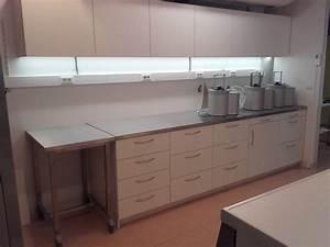 Mobilier De Laboratoire : conception de mobilier de laboratoire en inox ~ Teatrodelosmanantiales.com Idées de Décoration