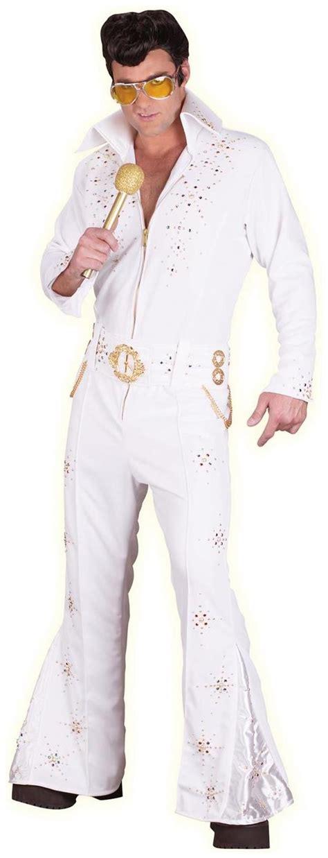 elvis presley super deluxe white jumpsuit spicylegscom