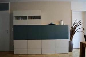 Ikea Besta Türen : ikea besta schrankwand wei hochglanz petrol matt in stuttgart ikea m bel kaufen und ~ Orissabook.com Haus und Dekorationen