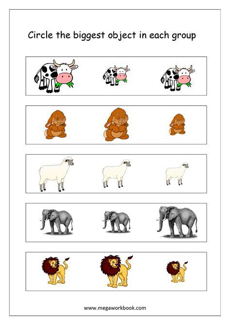 printable worksheets  preschool  kindergarten