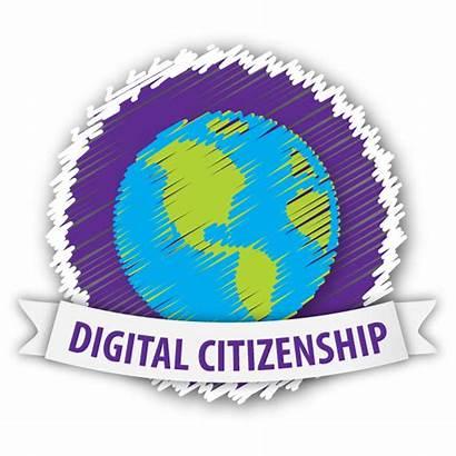 Citizenship Digital Citizen Badge Citizens Being Responsible