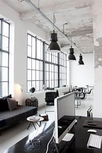 Möbel Aus Turngeräten : work space in industrial interior loft pinterest ~ Michelbontemps.com Haus und Dekorationen