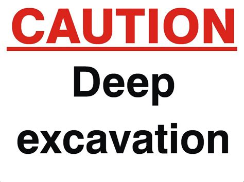 Caution Deep Excavation Sign  Raymac Signs. Best Roof Pitch For Solar Panels. Office Furniture High End Hair School Chicago. Texas State University San Marcos. Job Outlook For It Professionals. Online Backup Solutions For Business. Network Security Degrees Mac Network Security. Bankruptcy Chapter 7 Utah Roto Rooter Houston. Usc Masters Social Work College Film Programs