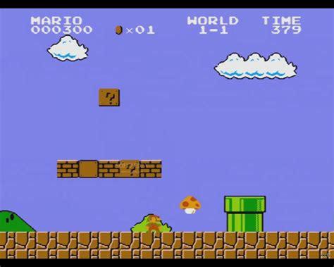 Super Mario Bros Screensaver Download