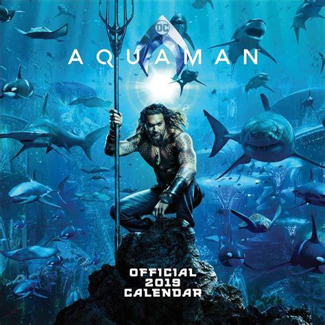 justice league aquaman calendars ukpostersukposters