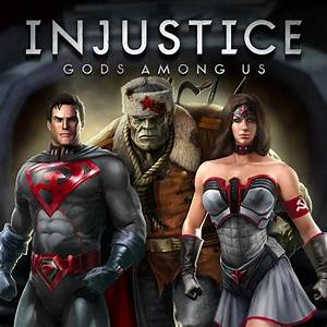 Injustice: Gods Among Us Batgirl, Red Son and Killing Joke ...