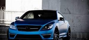 Coole Autos Bilder : blaue sause mercedes cl63 amg von der richtig coolen sorte der getunte amg geh rt zur leider ~ Watch28wear.com Haus und Dekorationen