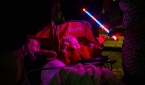portland winter light festival illuminates the waterfront
