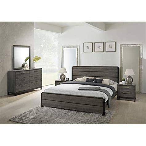 modern bedroom sets amazoncom