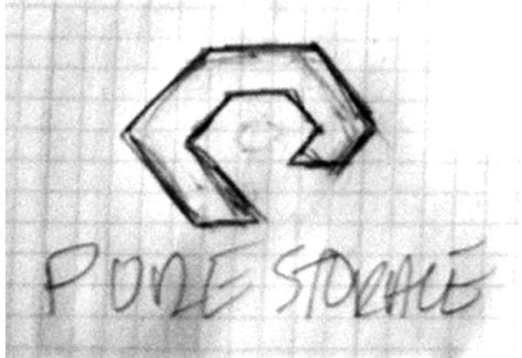 pure storage logo the logo smith freelance logo designer for hire