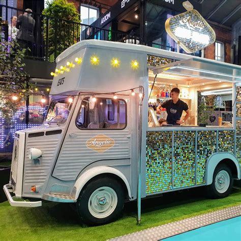Per day or at a festival? Bus Business   Citroen h van, Bar design restaurant, Bus