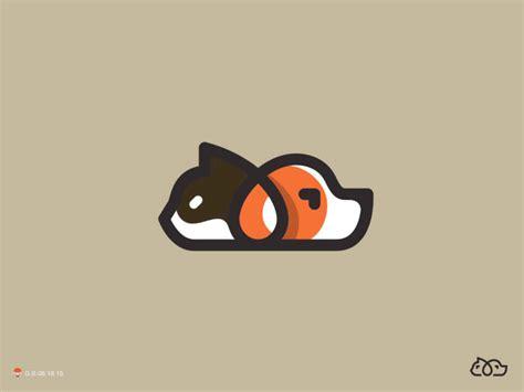 36 Stunning Examples Of Dog Logo Designs   Dog logo design ...