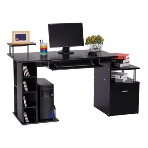 meuble bureau ordinateur bureau pour ordinateur table meuble pc informatique en mdf