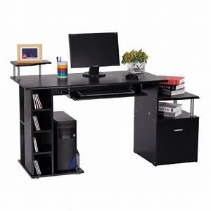 Meuble Ordinateur Salon : bureau pour ordinateur table meuble pc achat vente meuble informatique bureau pour ~ Medecine-chirurgie-esthetiques.com Avis de Voitures