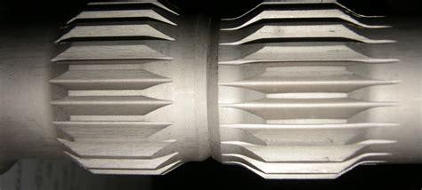 fretting wear damage  crowned splined couplings power transmission world