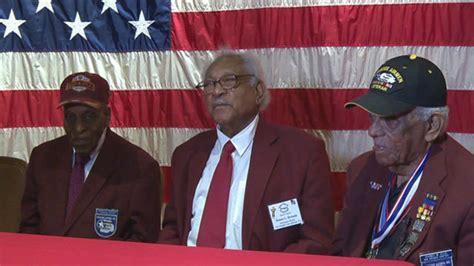 surviving sa tuskegee airmen open museum exhibit  lackland