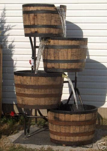 creative ways  reuse  wine barrels