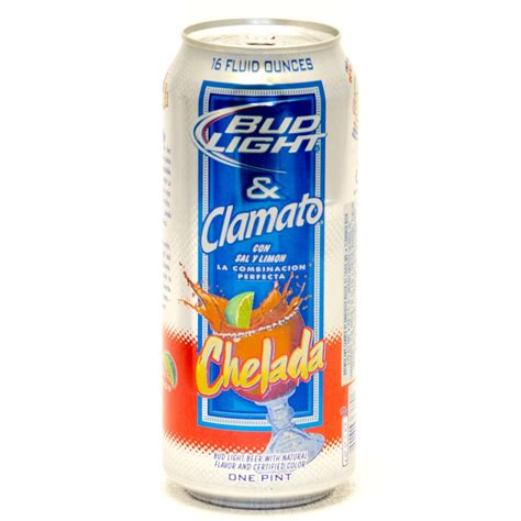 bud light clamato bud light clamato chelada 16oz can wine and