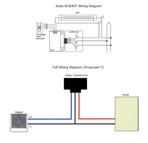 Relay Transformer For Fan Forced Heater Doityourself