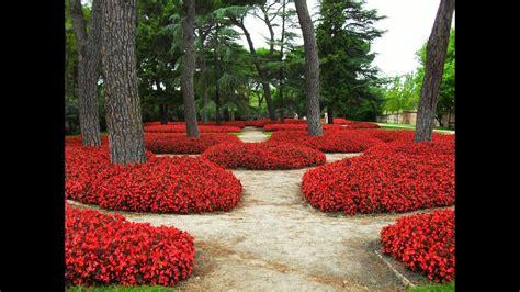 parque del capricho madrid hd  arte  jardineria