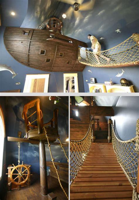 chambre bateau pirate 20 idées pour transformer sa maison en un lieu exceptionnel