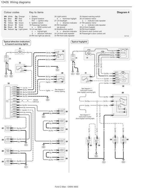 Ford Max Petrol Diesel Haynes Repair Manual
