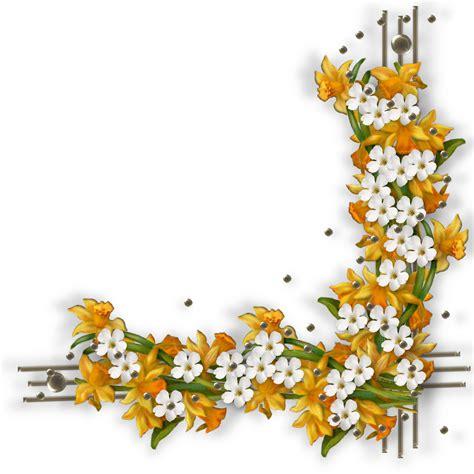 Marco flores vintage Marcos de flores PNG