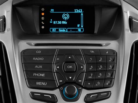 image  ford transit connect swb xlt audio system