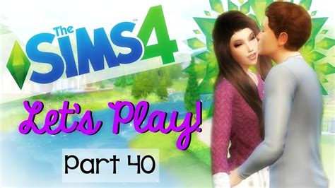 Lets Play The Sims 4 Part 40 Push It To The Limit