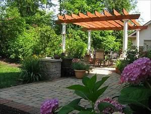 Beautiful Backyard Patios Marceladick com