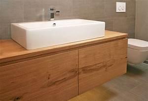 Waschbeckenunterschrank Hängend Aufsatzwaschbecken : waschtisch aufsatzwaschbecken selber bauen best hausdekoration ~ Markanthonyermac.com Haus und Dekorationen