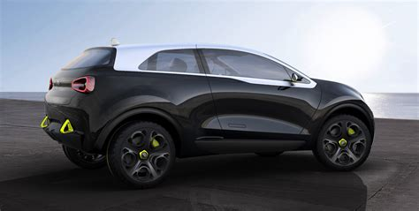 kia small suv imminent   cues  niro concept
