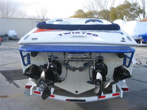 Used Baja Boats For Sale In Wisconsin by 2003 Used Baja 29 Outlaw High Performance Boat For Sale
