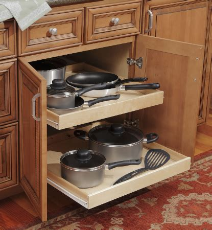 Roll Out Shelves For Kitchen Cabinets by Give Your Kitchen Cabinets A Universal Upgrade