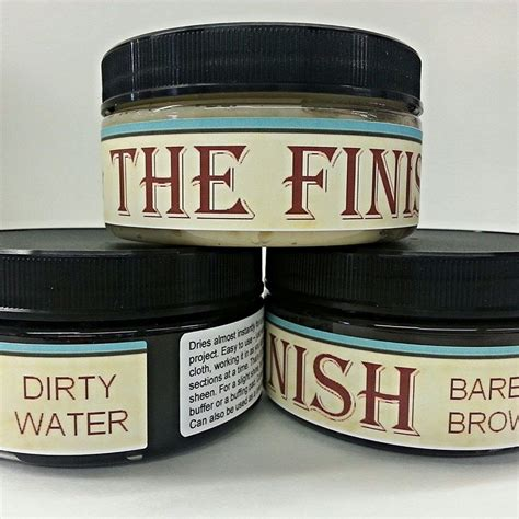 finish wax sealer paint brands color washed wood