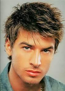 Coiffure D Homme : coupe de cheveux homme visage ovale ~ Melissatoandfro.com Idées de Décoration