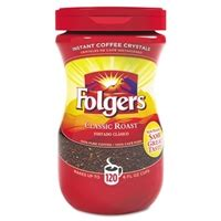 Make your day instantly better with folgers® instant coffee crystals in any form. Folgers Classic Instant Coffee Crystals Allergy and Ingredient Information