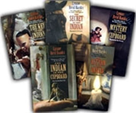 Indian In The Cupboard Series by Indian In The Cupboard Exodus Books